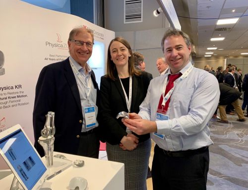 GKC at the British Association of Surgery of the Knee (BASK)